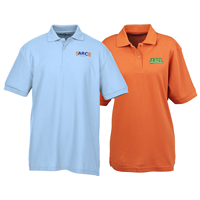 Embroidered Polo Shirt - Mens & Ladies