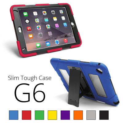iPad Slim Tough Case G6