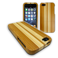 iPhone 5 Bamboo Case - The Racer